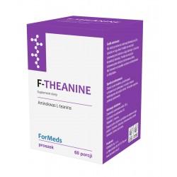 F-THEANINE L-prolina 60 porcji
