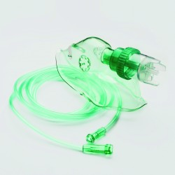Zestaw do inhalacji dla dzieci i niemowląt (maska tlenowa z nebulizatorem) Rozmiar S