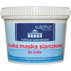 Buska maska siarczkowa 500g Sulphur