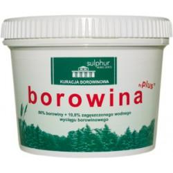 "Borowina ""plus""  1000g Sulphur"