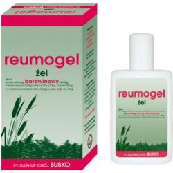 Reumogel  żel borowinowy 130g Sulphur