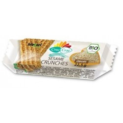 Sezamki klasyczne Croc Crac BIO 22,5g - Bioveri