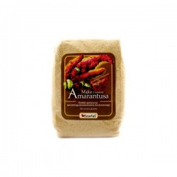 Mąka z nasion amarantusa 500g Szarłat