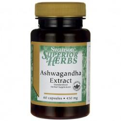Swanson Ashwagandha extract x 60 kaps