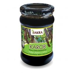 Karob - Melasa z chleba świętojańskiego 370g - Bakra