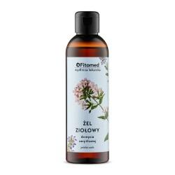 FITOMED Żel ziołowy do mycia cery tłustej (Mydlnica lekarska) 200 ml