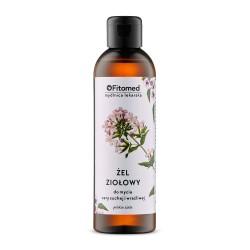 FITOMED Żel ziołowy do mycia cery suchej i wrażliwej (Mydlnica lekarska) 200 ml