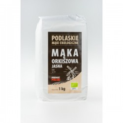 Mąka orkiszowa jasna typ 500 BIO 1kg