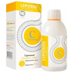 LIPOSOL LIPOSOMALNA WITAMINA C 1000 250ml