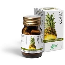 Ananas monokoncentrat 50kapsułek  22,5g Aboca
