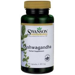 Swanson Ashwagandha 450mg 100kaps