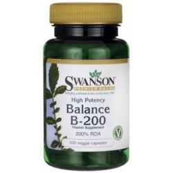 Swanson Balance B-200 100 kaps