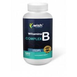 WITAMINA B COMPLEX x 120 TABLETEK  WISH