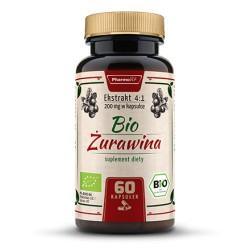Pharmovit Bio Żurawina x 60 kapsułek