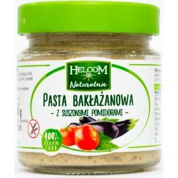 Pasta bakłażanowa z suszonymi pomidorami 225 ml HELCOM