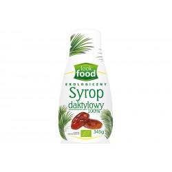 SYROP DAKTYLOWY BIO 100% NATURALNY LOOK FOOD 345 g