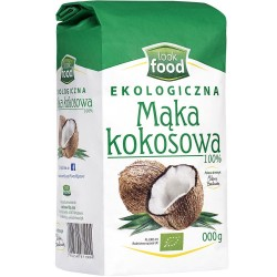 MĄKA KOKOSOWA BIO LOOK FOOD 1 KG