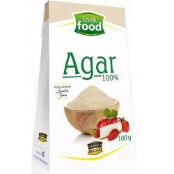 AGAR 100 % LOOK FOOD 100g