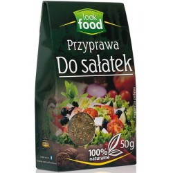PRZYPRAWA DO SAŁATEK 50g LOOK FOOD