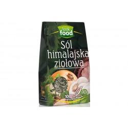 PRZYPRAWA SÓL HIMALAJSKA ZIOŁOWA 90g LOOK FOOD