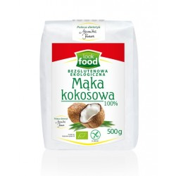 MĄKA KOKOSOWA BIO LOOK FOOD 500g