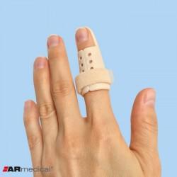 Stabilizator palca – aparat Stacka z taśmą dociągającą