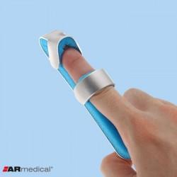 Stabilizator palca aluminiowy – podwójne mocowanie