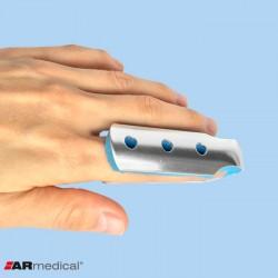 Stabilizator palca aluminiowy – prosty