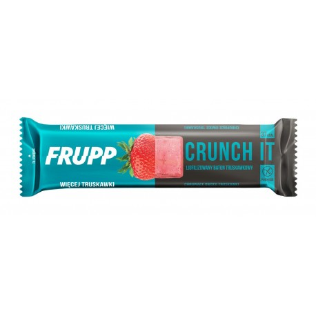 FRUPP TRUSKAWKA zdrowy baton truskawkowy 10 g