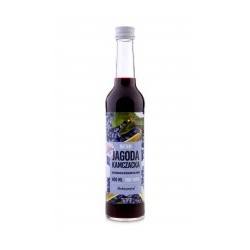 Sok z jagody kamczackiej 100%, 400ml NATJUN