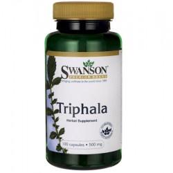 Swanson Triphala 500mg 100 kaps.