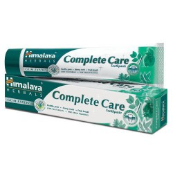Himalaya Pasta do zębów ziołowa COMPLETE CARE z fluorem 75ml