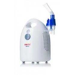 Inhalator MEDEL FAMILY EVO z przyspieszoną nebulizacją