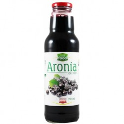 ARONIA SOK 100% 750 ML LOOK FOOD