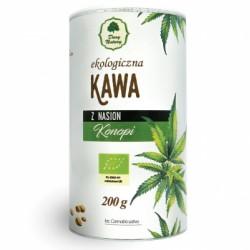 Kawa z nasion konopi EKO 200g Dary Natury