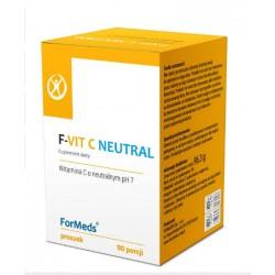 F-VIT C NEUTRAL WITAMINA C O NEUTRALNYM pH 1000mg x 90 porcji