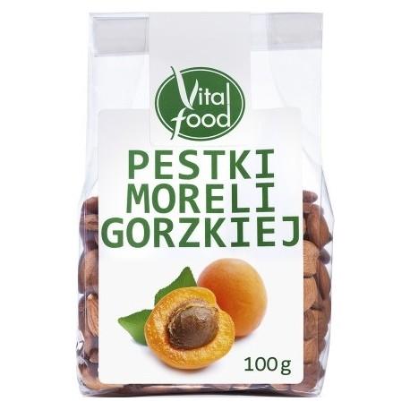 PESTKI MORELI GORZKIEJ LOOK FOOD 100G