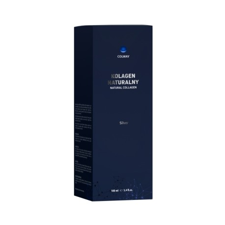 KOLAGEN NATURALNY SILVER COLWAY 100ml COLWAY