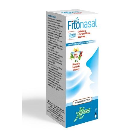 Fitonasal 2ACT spray do nosa Aboca
