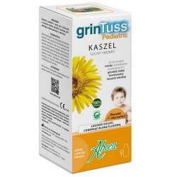 Grintuss Pediatric Syrop łagodzący kaszel 210g Aboca