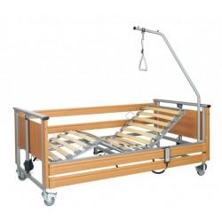 Widoczne sterowniki - Łóżko rehabilitacyjne elektryczne dla osób chorych ANTAR
