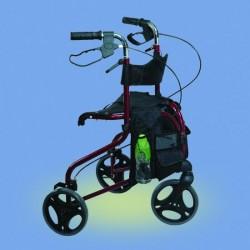 Podpórka/chodzik trójkołowy stalowy RL-A42014