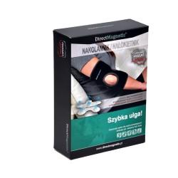 Opaska magnetyczna na kolano/łokieć Direct Magnetic