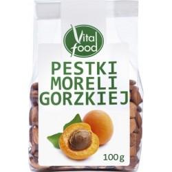 PESTKI MORELI GORZKIEJ Vital Food 200G