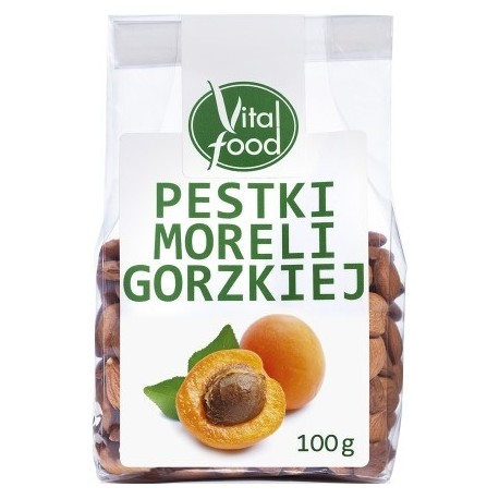 PESTKI MORELI GORZKIEJ LOOK FOOD 200G