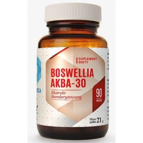 Boswellia AKBA-30 x 90 kaps HEPATICA