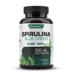 Pharmovit Spirulina Blue-Green™ Pure 100% x 500 tabl.