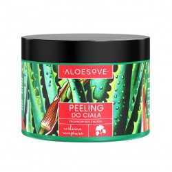 ALOESOVE Peeling do ciała 250 ml Sylveco