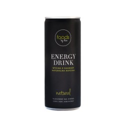 ENERGY DRINK FOODS BY ANN NATURAL 250ML