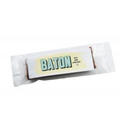 Baton Daktylowy z bananem i surowym kakao 40g KruKam